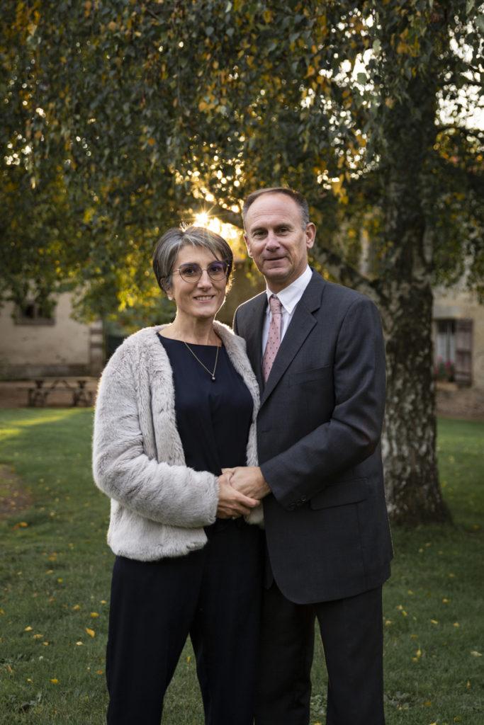 Mariage en octobre 74