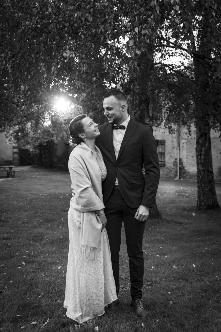 Mariage en octobre 79