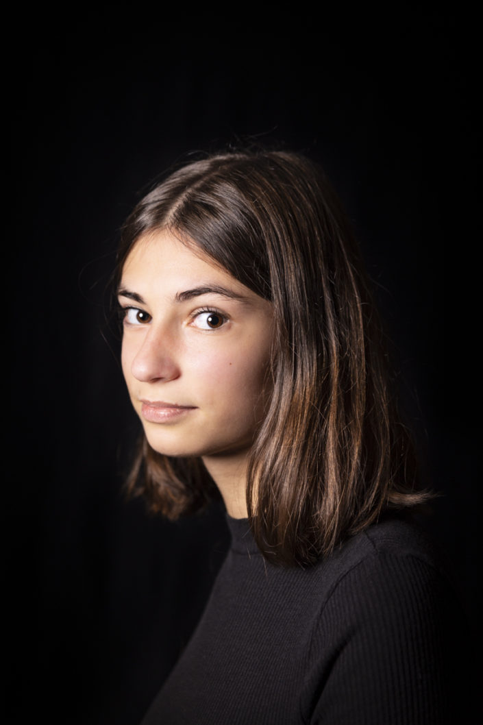 Portrait jeune femme 2