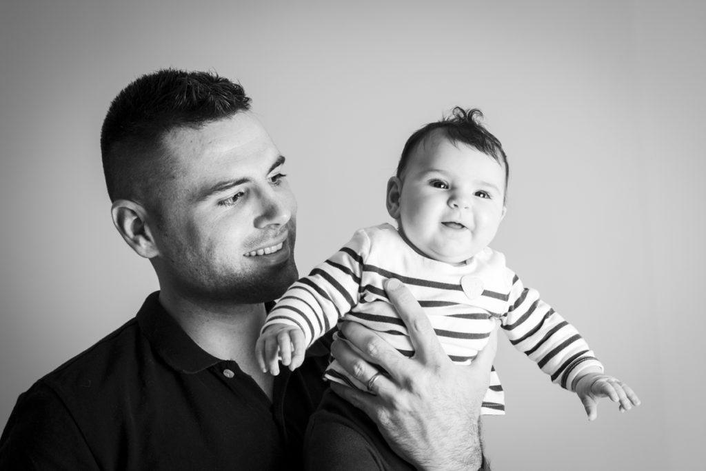 portrait de bébé 3